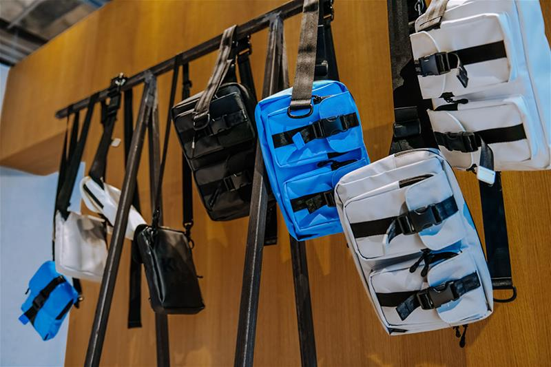 Herschel Supply与中国设计品牌KKtP独家合作推新包