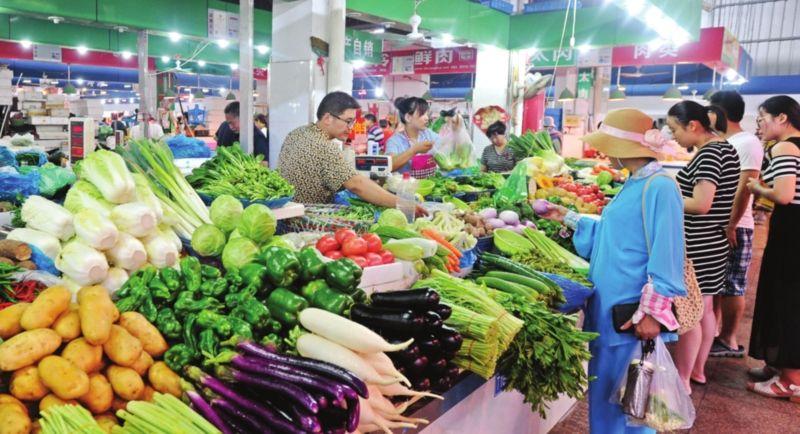 4月9日沈阳鸡蛋蔬菜价格季节性回落