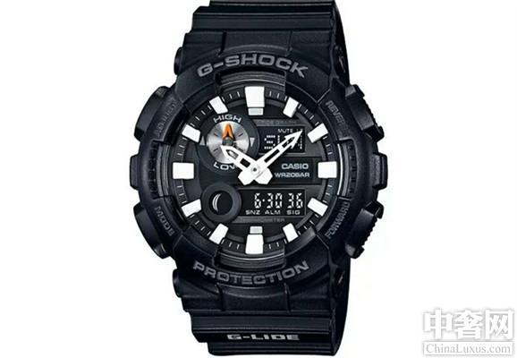 卡西欧GAX-100系列腕表 时尚潮流必备