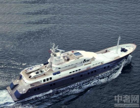 东南亚超级游艇Northern Sun来袭 开启海上奢华生活