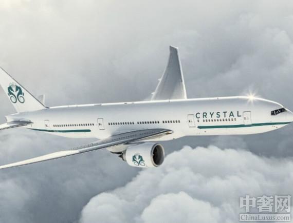 Crystal Skye推出私人飞机服务 开启豪华旅行
