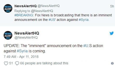 警惕!美国恐空袭叙利亚 日元再成避险新宠儿