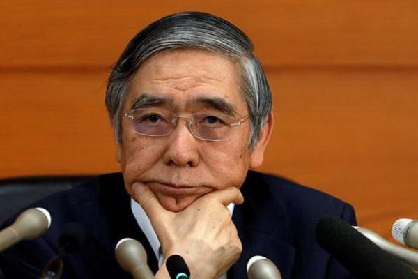 通胀目标难达!日本央行恐放松货币刺激?