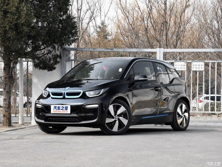宝马将推出一款命名为i1的纯电动车