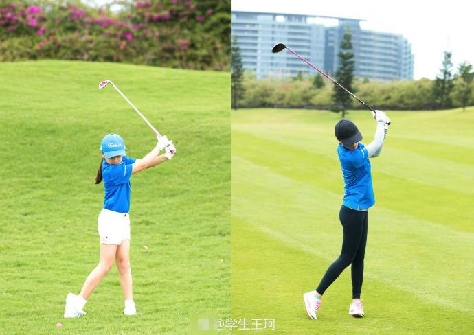 刘涛与女儿对比照 两人如复制粘贴