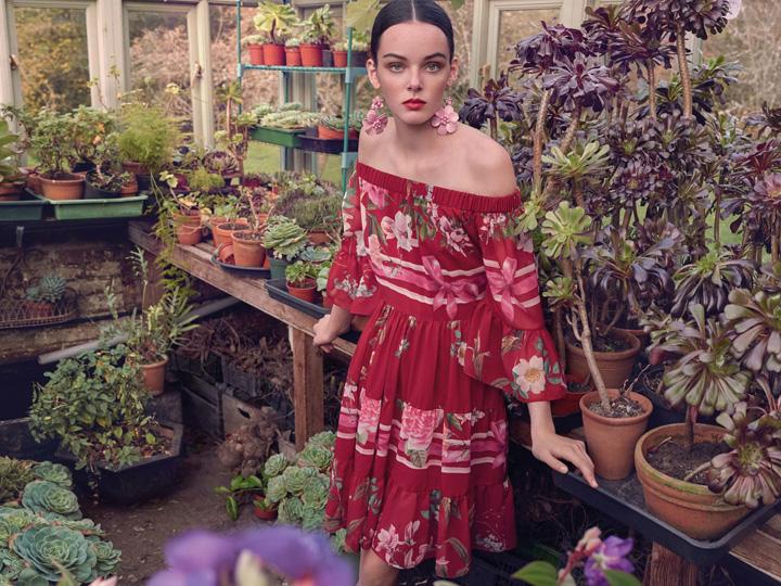 Blugirl释出2018春夏系列广告大片