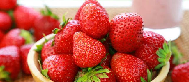 美环境工作组织公布最脏蔬果 草莓连续第3年登榜首