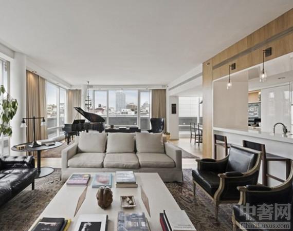 纽约最优秀顶层公寓之一苏豪阁楼出售