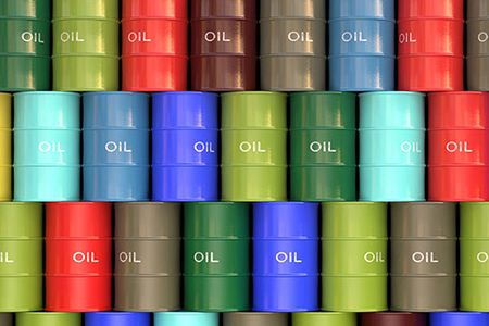 4月13日中国原油期货价格报427元/桶