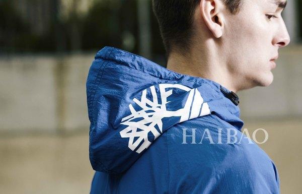 Timberland Urban Sportswear男装系列 重塑运动装