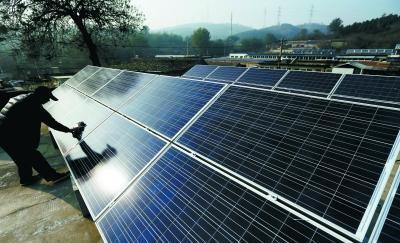 河北煤改电居民屋顶可建光伏发电 光伏+煤改电供暖试点展开