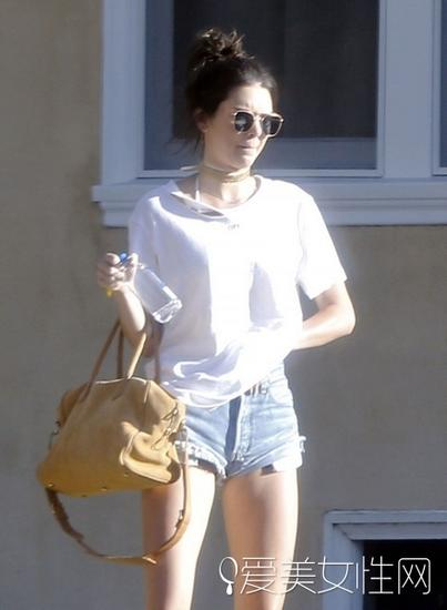 90后名模Kendall Jenner教你日常穿搭