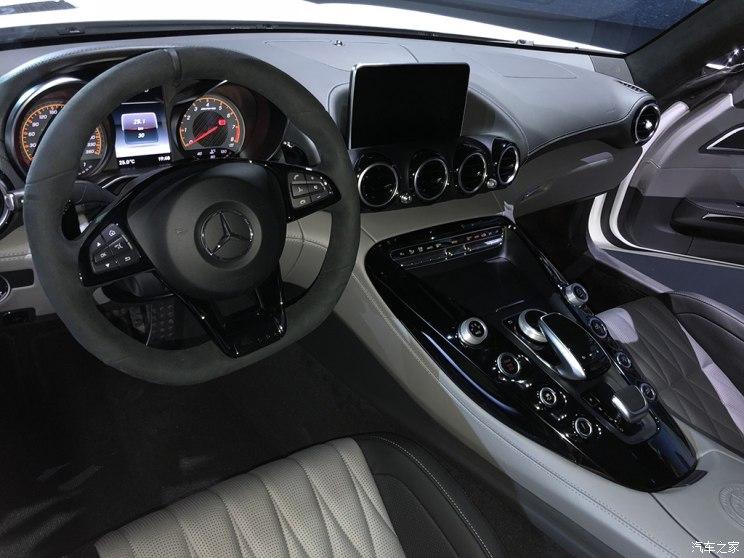 AMG GT C中国特别版车型正式上市 售价197.80万元