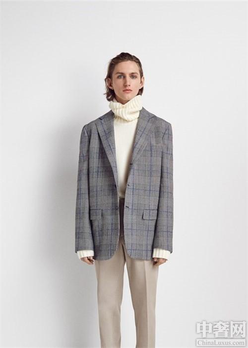 Joseph2018全新系列男装 中性设计干练帅气