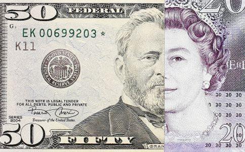 货币战担忧不散美元走弱 5月加息提振英镑上涨