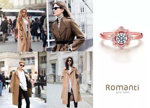 罗曼蒂珠宝:维护你的美丽的尊严 让你时尚翻倍