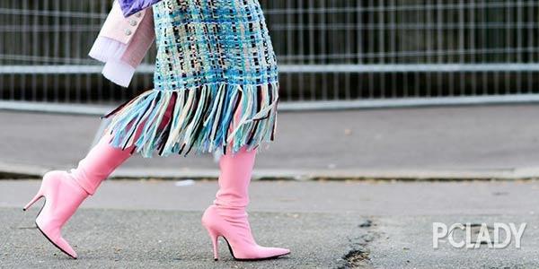 春季换新鞋 紧跟这波美鞋趋势就对了