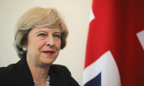 梅姨就空袭叙利亚发声 英镑走势乐观美元惨遭抛售