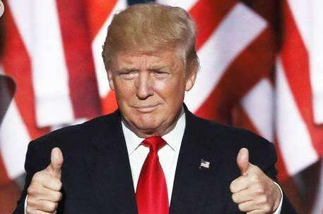 """特朗普推特""""炮轰""""中俄 市场聚焦美国贸易政策"""