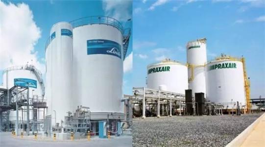 普莱克斯为雅苒-巴斯夫世界级合成氨工厂供应天然气