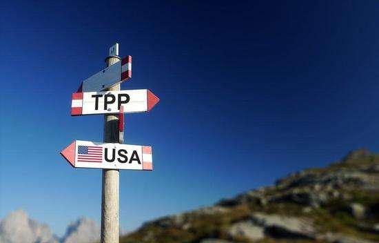 """特朗普""""大翻脸""""!美国重返TPP又黄了?"""