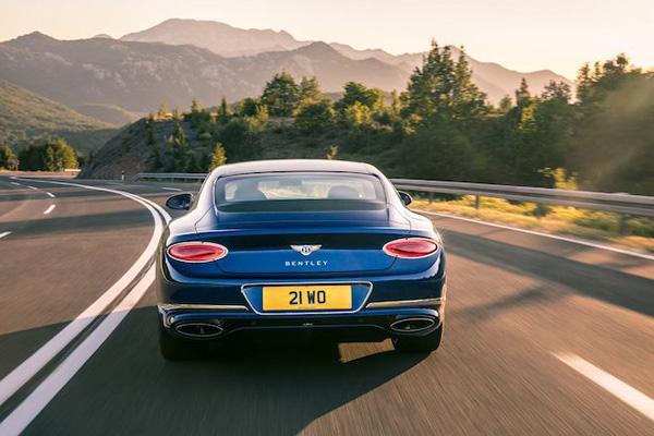 2025年前宾利旗下所有车型都将搭载电动科技