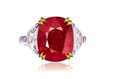 红宝石和钻石 哪个更具有收藏价值呢?