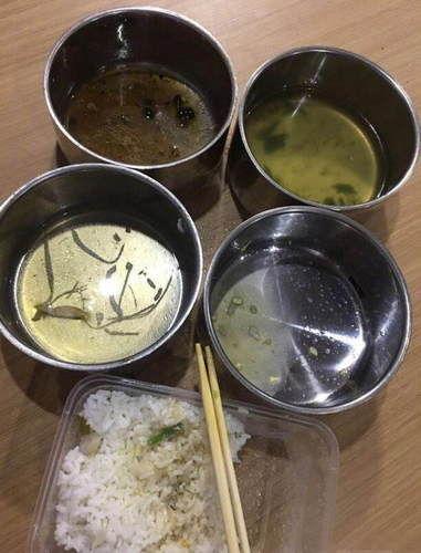 刘涛健身不节食 微博晒食物光盘照