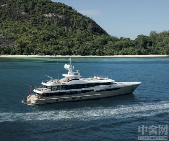全新Amels 180游艇  最成功的游艇设计