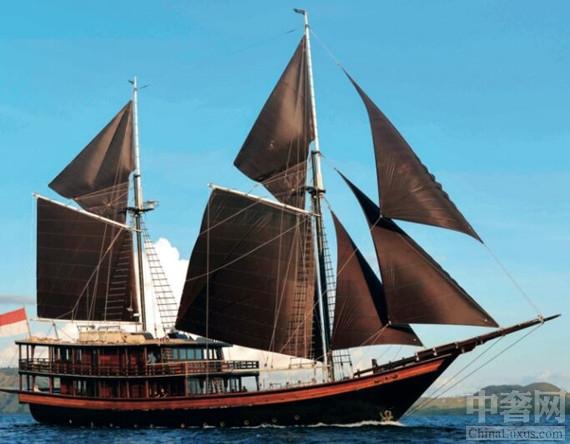 DuniaBaru新大陆游艇 开启印度尼西亚之旅