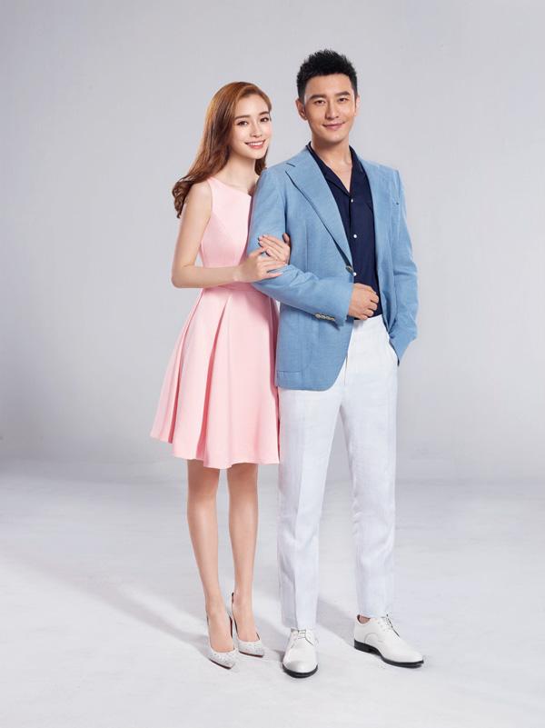 豪华游轮品牌皇家加勒比宣布黄晓明和杨颖成为其代言人