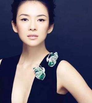 时尚界新宠的彩色宝石 深受明星名流的喜爱