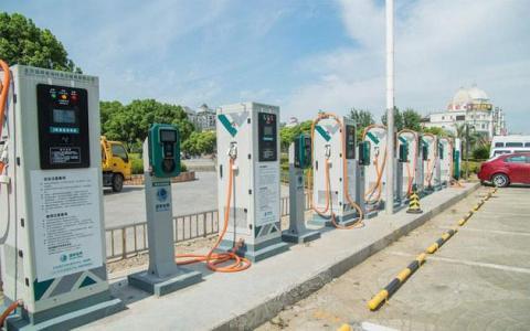 国网冀北电力完成升级改造1452个充电桩