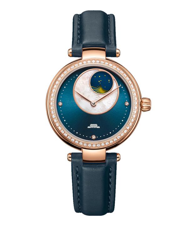 北京表灵感系列腕表 设计精致优雅