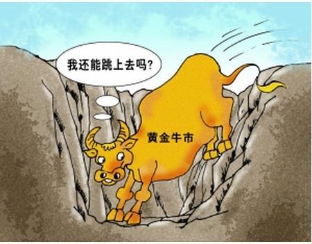 """纸黄金""""断崖式""""下跌 黄金连阳神话被破"""