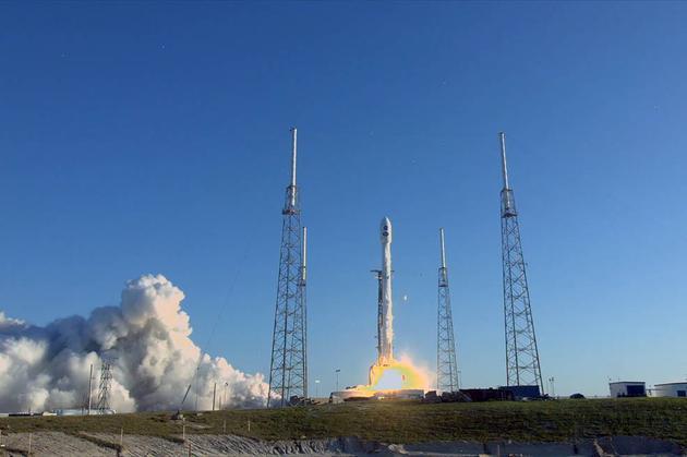 美国宇航局tess卫星成功发射