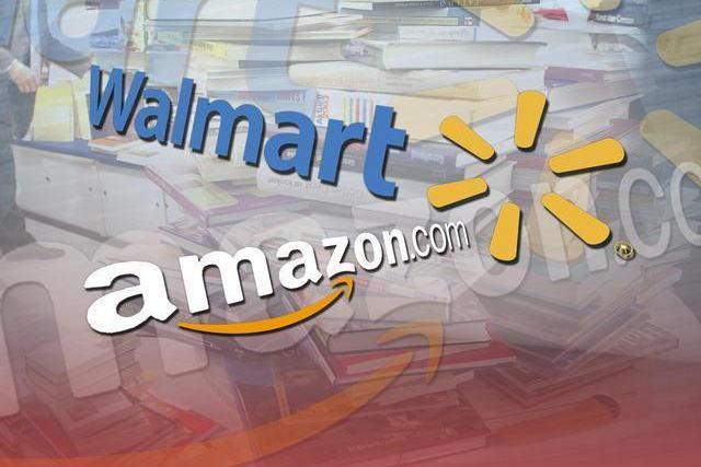 亚马逊VS沃尔玛 谁能成为最大赢家?