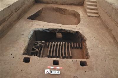 考古人员在北京发现多座汉代至明清墓葬