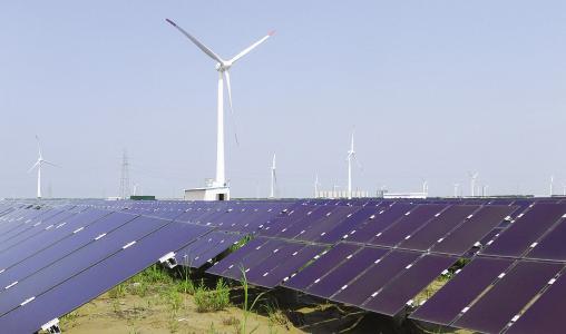 一季度南方五省区光伏发电量20.0亿千瓦时 同比增长115.3%