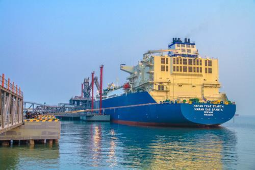 国内首场液化天然气保供预售交易成功