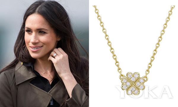 受英国准王妃梅格汉马克尔青睐的珠宝