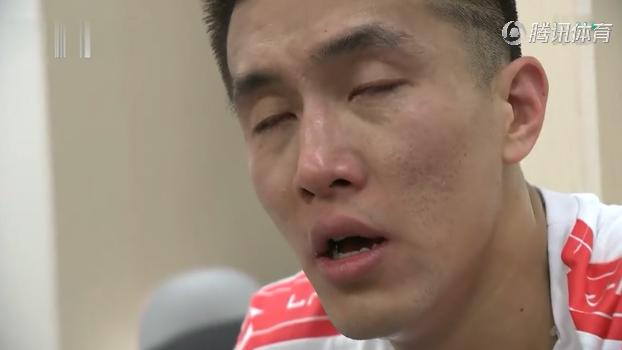 郭艾伦夺冠后痛哭:我没想过真的能走到今天