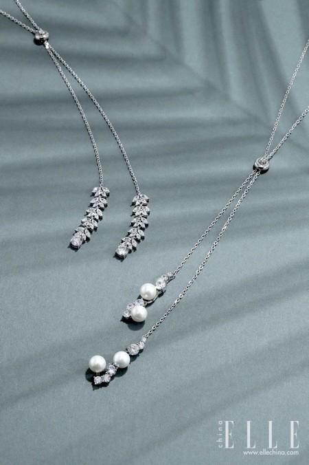 西班牙珠宝品牌ARTĒ Madrid推出Pull-Lock系列项链 引发致命吸引力