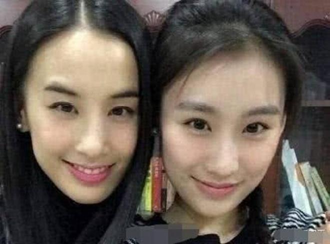 杨子女儿考进哈佛 与黄圣依像一对姐妹花