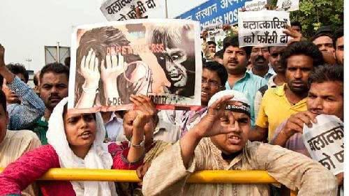 印度紧急修法 性侵12岁以下女童者可适用死刑
