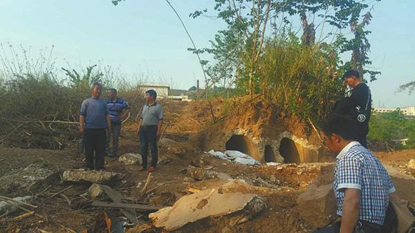 自贡收藏爱好者在工地发现清代墓葬 墓主为显赫盐商