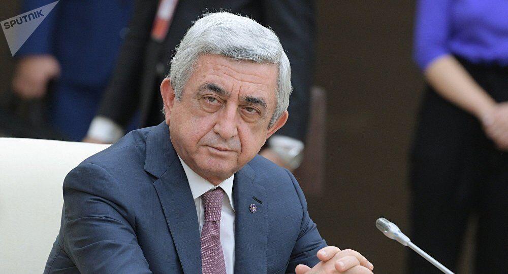 4月23日亚美尼亚总理宣布辞职