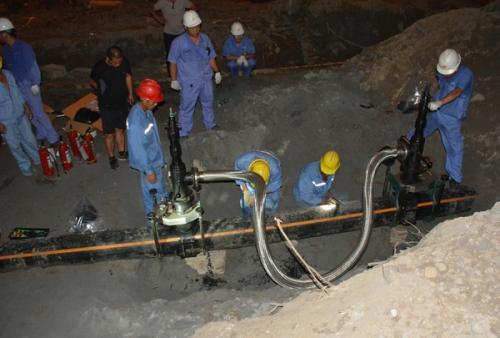 今年淮北市计划改造20公里老旧燃气管网
