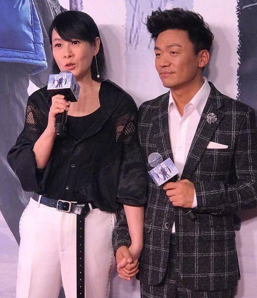 刘若英仅凭一条短信王宝强就来了 这就是情谊的最好见证吧