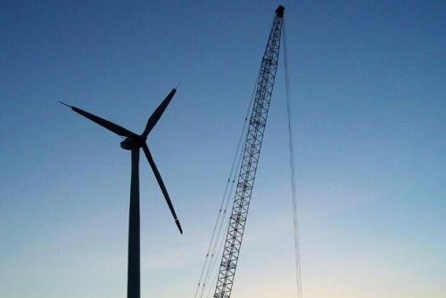 """雄安新区勾勒绿色新答卷 清洁能源迎""""风""""起舞"""